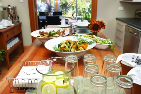 Catering at The Greenspace Meeting Rooms